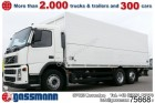 camion fourgon brasseur Volvo occasion