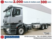 camion Mercedes Antos / 2643 L 6x4 / 6x4 NSW/Tempomat