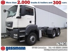 camion châssis MAN