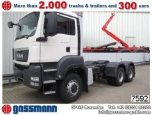 camion polybenne MAN neuf