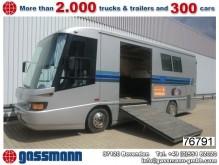 camion MAN - / Pferdetransporter / 4x2 Standheizung/AHK
