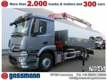 camion plateau Mercedes neuf