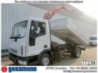 Iveco ML 80E17 4x2 mit Kran Atlas AK56.2-A2 AHK truck