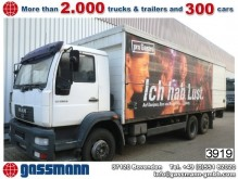 camion fourgon brasseur MAN occasion