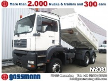 camion tri-benne MAN occasion