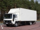 used Volvo box truck
