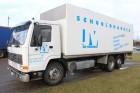 camión Volvo Volvo FL10-345 - 6x2 - CLOSED BOX - BELGIAN TRUCK - TOP CONDITIO