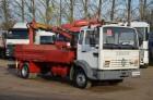 ciężarówka Renault MIDLINER 140 Tipper with Crane