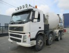 camión Volvo FM12 420 8X4