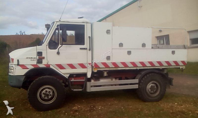 Camion bremach piattaforma standard 4x4 5tonne 4x4 gasolio for Bremach 4x4 usato