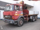 camion benă trilaterala Iveco second-hand