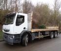gebrauchter Renault LKW Pritsche Standard