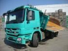 gebrauchter Mercedes LKW Kipper/Mulde
