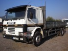 used Scania dropside truck