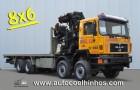 camião MAN F2000 35.372