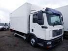 camion MAN TGL 7.180 BB mit Seitentür rechts