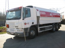 used DAF oil/fuel tanker truck