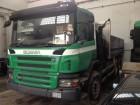Scania P 380 CB truck