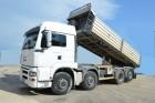 camión MAN TGA 35.480