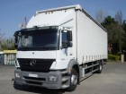 camion rideaux coulissants (plsc) Mercedes occasion