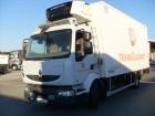 used Renault multi temperature refrigerated truck