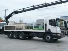 camion plateau Scania occasion