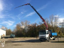 used Renault standard flatbed truck