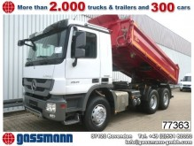 camion Mercedes Actros / 2641 K 6x4 / 6x4 Standheizung/Sitzhzg.
