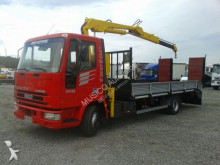 camion piattaforma Iveco usato
