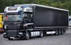DAF XF XF 105.510 SSC Manual / Krone Mega 11r truck