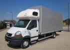 ciężarówka Renault Mascott Mascott 160.65 Master Maxi 3.5T-DMC 3.0