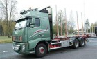 camión Volvo FH16 FH16 DO DRZEWA LASU DREWNA