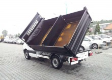 camion Mercedes Sprinter Sprinter 310 wywrot 3 str. Salon Polska