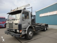 camión Scania M P113-320HL 6x4 (REDUCTION AXLES / FULL STEEL /