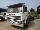 camião poli-basculante Scania usado