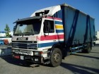 camião cortinas deslizantes (plcd) Scania usado