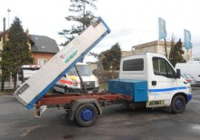 camion Iveco Daily Daily 35S10 Wywrotka 3-stronna