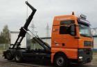 camion MAN TGA TGA 26.440 EURO-4 manual 6x2 SKRĘTNA OŚ