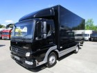 camion Mercedes Atego 818 Koffer 5,10 m LBW BÄR 1 to. * E 5