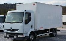 ciężarówka Renault Midlum Midlum 180.10 DCI / Mały przebieg / 06r