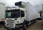 Scania P270 Chłodnia truck