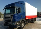 Scania G420 Chłodnia truck