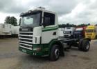 Scania P94/260 Rama 5.50 truck