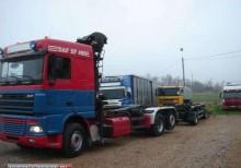 DAF 95XF480 Dzwig+Hakowiec truck