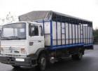 camion bétaillère bovins Renault occasion