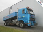 camión Volvo FH16.520 6X4 MANUAL FULL STEEL HUBREDUCTION