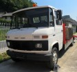 camion vehicul de tractare Mercedes second-hand