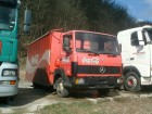 camion obloane laterale suple culisante (plsc) Mercedes second-hand