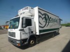 used MAN refrigerated truck