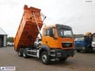 camión MAN TGS 33.400 6x4 tipper 16 m3